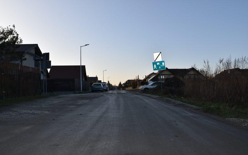 """Kiełczów – lokalizacja """" gwarancją"""" inwestycji ."""