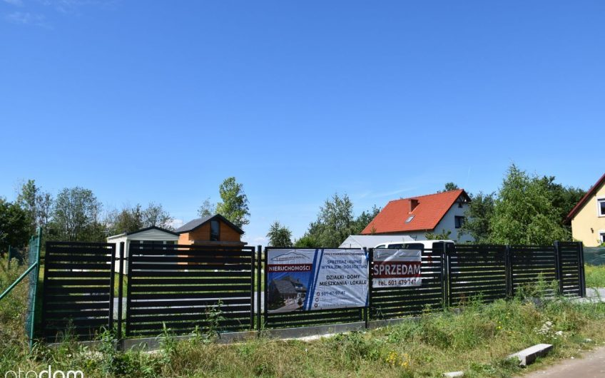 Oaza ciszy i spokoju, domek letniskowy Borzygniew