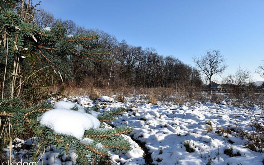 TWORZYJANÓW cicha spokojna i zielona okolica.